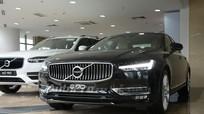 Volvo S90 2017 chốt giá 2,7 tỷ đồng ở Việt Nam