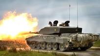 Quân đội Anh chi 802 triệu USD nâng cấp xe tăng Challenger 2