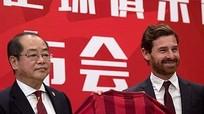 Villas-Boas thế chỗ Eriksson ở Trung Quốc với mức lương khủng