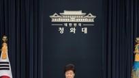 Tổng thống Hàn Quốc giữa cơn sóng gió