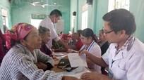 800 người dân Diễn Châu được khám, cấp thuốc miễn phí