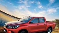 Phiên bản mới của Toyota Hilux có giá 'mềm' hơn