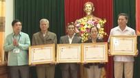 Huyện Nam Đàn truy tặng danh hiệu 'Bà Mẹ Việt Nam Anh hùng'