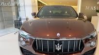 'Thỏi sô cô la' Maserati Levante độc nhất giá 5 tỷ đồng tại Việt Nam