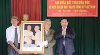 Chủ tịch UBND tỉnh Nguyễn Xuân Đường: 'Khu dân cư mạnh thì xã, huyện mạnh, tỉnh mạnh'