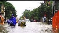Triển khai các giải pháp chống ngập úng ở thành phố Vinh và vùng phụ cận