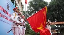 Nghệ An lần đầu tiên thành lập Tiểu đội nữ Cảnh sát đặc nhiệm