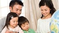 6 điều bố mẹ cần quan tâm để con mình được mạnh khỏe và hạnh phúc