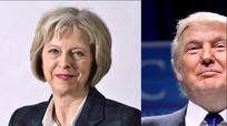 Donald Trump hứa hẹn giao thương với Anh