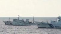 Nhật diễn tập phối hợp chống tàu đánh cá trái phép