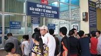 Nghệ An: Bội chi quỹ Bảo hiểm y tế