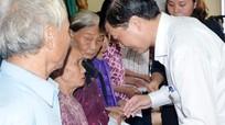 Chủ nhiệm UBKT Tỉnh ủy tham gia ngày hội Đại đoàn kết tại xã Hoa Sơn