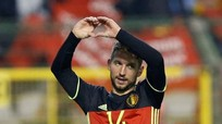Ghi 8 bàn, Bỉ độc chiếm ngôi đầu bảng