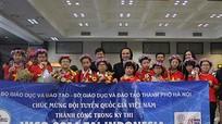Việt Nam đứng đầu Olympic Toán và Khoa học quốc tế