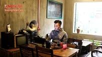 Trải nghiệm lý thú với 'cà phê thời bao cấp' ở thành Vinh