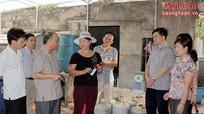Tôn vinh hàng nghìn hộ nông dân ở Cửa Lò sản xuất kinh doanh giỏi