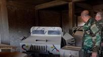IS dùng xe tăng bằng gỗ để quyết chiến với quân đội Iraq ở Mosul