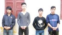 Nhóm thanh niên đánh người vì bị 'nhìn đểu'