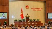 Chính phủ khóa mới lần đầu trả lời chất vấn Quốc hội