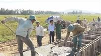 Nghệ An: Đầu tư 5.000 tỷ đồng triển khai gần 200 công trình thủy lợi