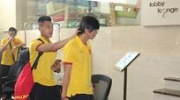 Tuấn Anh có kịp bình phục để tranh tài tại AFF Cup 2016?