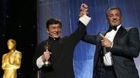 Ngôi sao Thành Long nhận giải thưởng Oscar