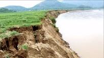 Hỗ trợ đầu tư, xây dựng kè chống sạt lở đất sản xuất ven sông Lam