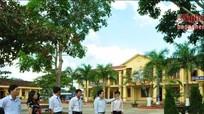 Thẩm định các tiêu chí Nông thôn mới ở xã Nghĩa Phú (Nghĩa Đàn)