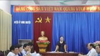 100% khối, xóm trên địa bàn huyện Hưng Nguyên có chi bộ đảng