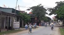 Điều tra, xử lý nghiêm các đối tượng vô cớ đánh người, gây rối ở xã An Hòa
