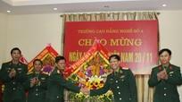 Bộ Tư lệnh Quân khu 4 chúc mừng ngày Nhà giáo Việt Nam 20/11