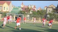 Bế mạc giải bóng đá các cơ sở đào tạo lái xe
