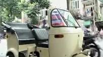 Hàng độc: Vespa cổ 3 bánh của dân chơi Hà Thành