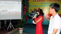Viettel Nghệ An tìm ra chủ nhân giải nhất chương trình 'Gọi thả ga – Trúng xe Airblade' lần 1