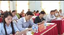Phó Chủ tịch UBND tỉnh Lê Xuân Đại tiếp xúc cử tri Nghĩa Đàn