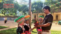 Vùng cao và chiếc phong bì ngày Nhà giáo Việt Nam