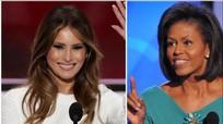 Vì sao nhà thiết kế của bà Obama 'hắt hủi' vợ Trump?
