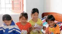 Xây dựng chính sách hỗ trợ cho học sinh bán trú