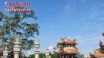 Độc đáo kiến trúc nghệ thuật chùa Gám