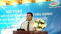 Vinamilk tiếp tục đồng hành cùng 'Người Việt ưu tiên dùng hàng Việt'