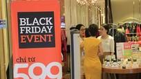 Black Friday: Cơ hội để 'xả' hàng cũ