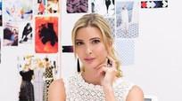 Công ty của con gái Trump khẳng định không liên quan tới chính trị