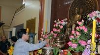 Đoàn công tác tỉnh Nghệ An dâng hương Chủ tịch Hồ Chí Minh tại Udonthani - Thái Lan