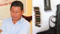 Trung tá Campuchia bắn chết chủ tiệm vàng vì bị nói hung hăng