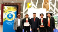 Cienco4 nhận Giải thưởng Chất lượng Quốc tế Châu Á -Thái Bình Dương