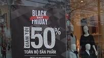 'Black Friday' ở thành Vinh: Nhiều hàng cũ, hàng lỗi mốt