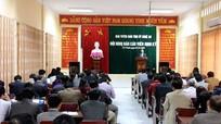 Ban Tuyên giáo Tỉnh ủy tổ chức Hội nghị báo cáo viên định kỳ