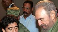 Fidel Castro và những chính trị gia đam mê bóng đá