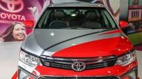 Toyota Camry 2016 sắp ra mắt Việt Nam