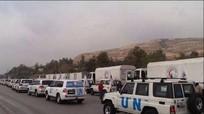 Liên Hợp Quốc hết lương thực viện trợ cho người dân Đông Aleppo
